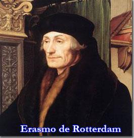 Erasmo de Rotterdam. Renacimiento