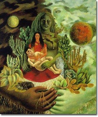 El Abrazo de Amor de El Universo, la Tierra (México), Yo, Diego y el Señor Xóloti