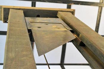 La guillotina como arma ejecutora