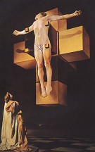 Cristo de Dalí