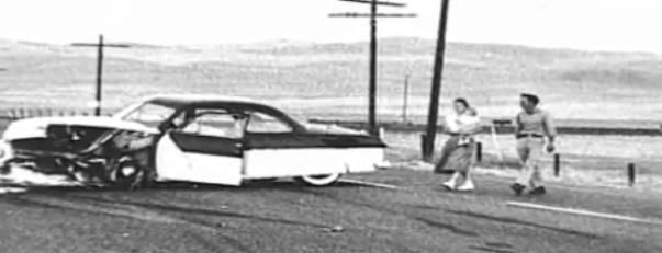 El coche de James Dean