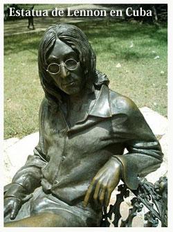 Lennon en Cuba