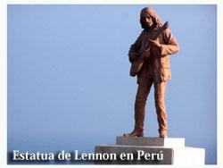Lennon en Perú