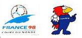 mascota mundial francia 1998
