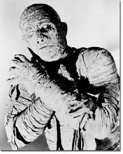 La Momia. Actores detrás de una máscara