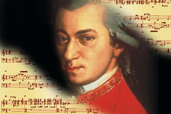 El efecto Mozart en los bebés y los niños