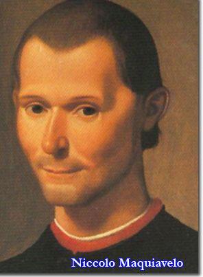 Niccolo Maquiavelo
