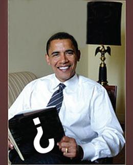 ¿Qué lee obama?