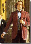 Oscar Wilde interpretado por Stephen Fry