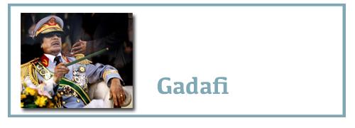 Gadafi