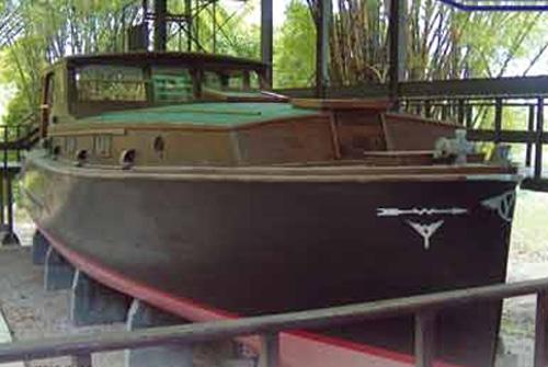 Pilar, el barco de Hemingway