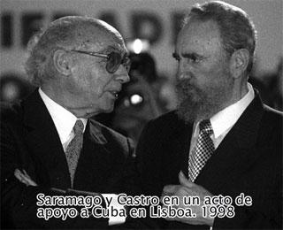 Saramago y Castro