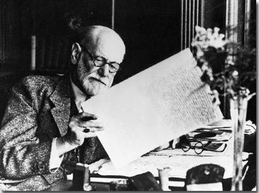 Sigmund Freud en 1938
