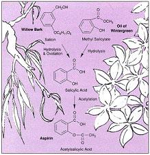 Síntesis de la Aspirina