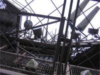 Las antenas de la Torre Eiffel