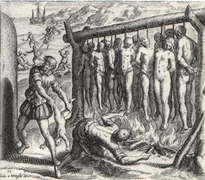 Tortura Inquisición