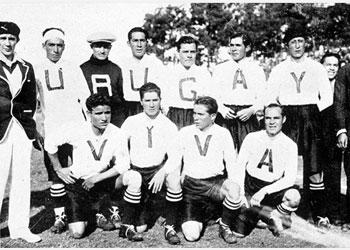 Uruaguay 1930