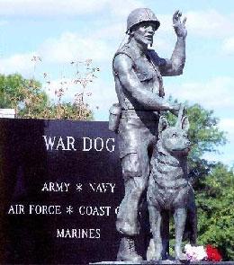 Pennsylvania War Dog Memorial