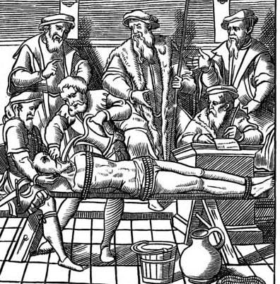 La tortura en la Edad Media