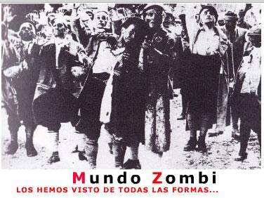 primera pelicula sobre zombis
