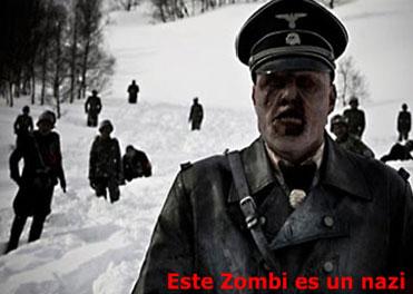 pelicula zombis nazis
