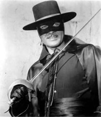 Zorro Douglas Fairbanks