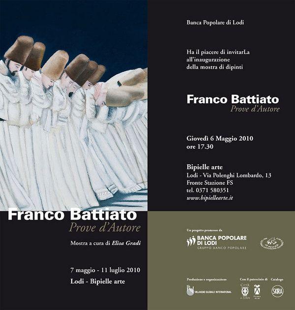Franco Batiatto pintor
