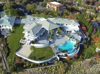 Hay otros mundos, pero están en este: Las mansiones de lujo de los más ricos y famosos