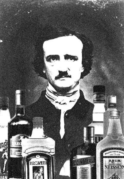 Edgar Allan Poe. Imagen score.addicaid.com