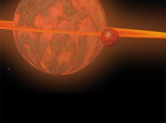 El origen de la luna. Nuevas teorías sobre su formación