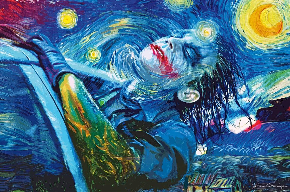 Disfraz Halloween Van Gogh