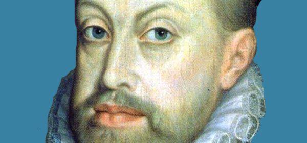 felipe II descripción de su muerte