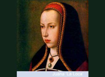 Golpe de Estado a la reina Juana la Loca