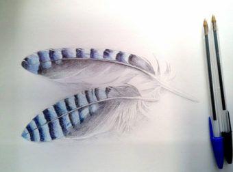 Artistas Distintos. Dibujos con Boli BIC. MANUEL GARCÍA GONZÁLEZ
