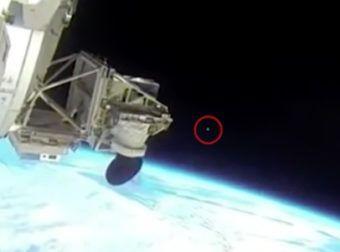 Un nuevo corte de emisión de la NASA desde la ISS