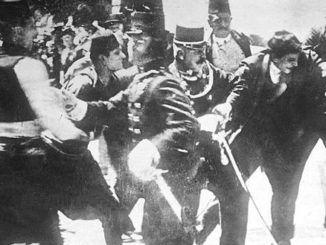 Asesinato Francisco Fernando