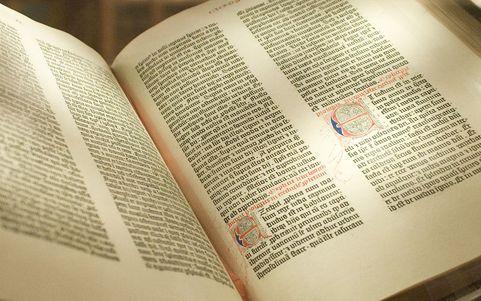 Los secretos de la biblia de gutemberg