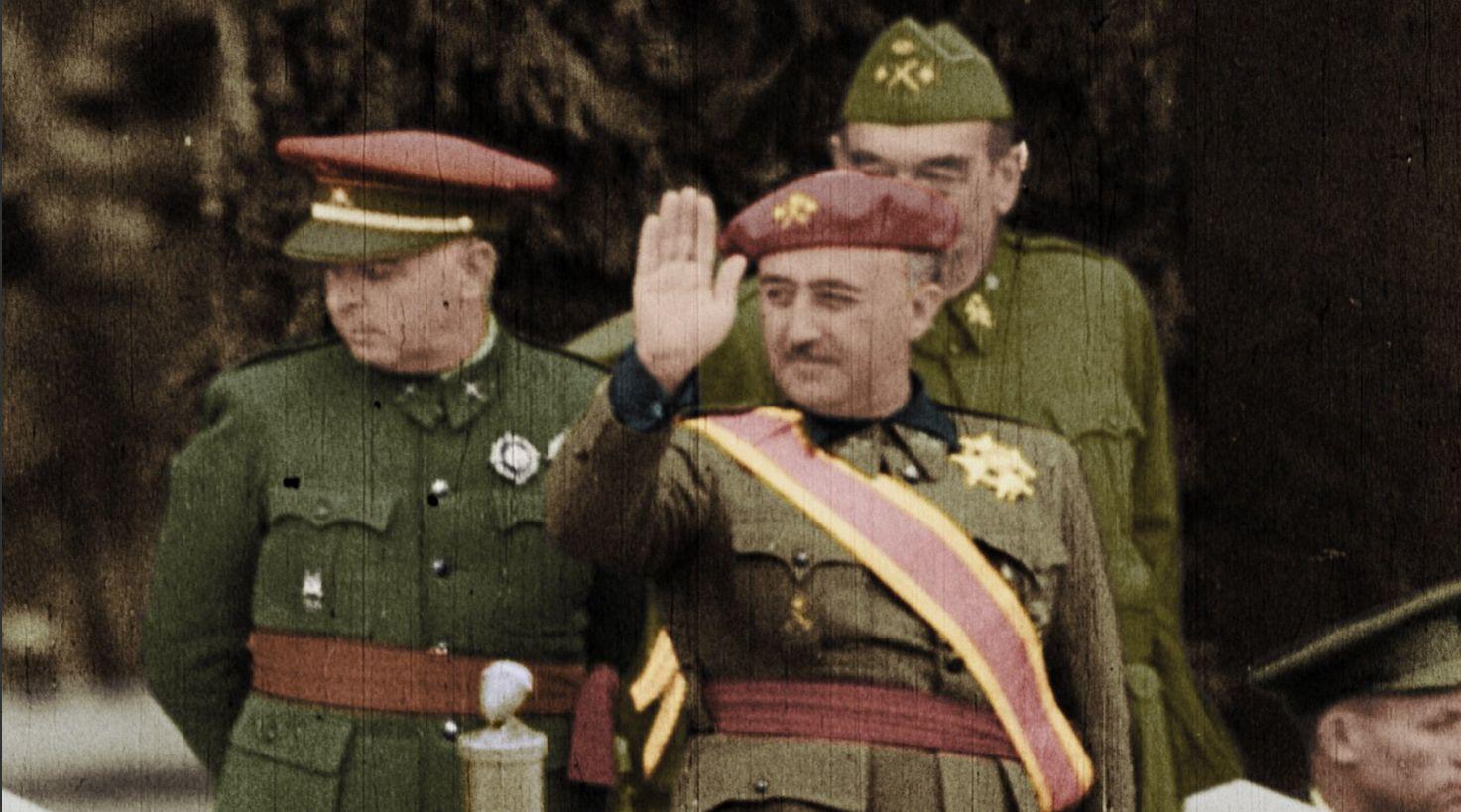 DMAX lanza el documental 'España dividida: La Guerra Civil en color'