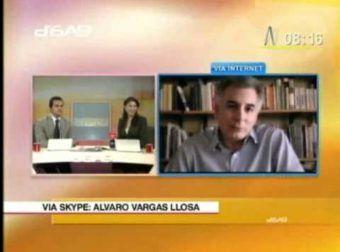 VARGAS LLOSA, PREMIO NOBEL DE LITERATURA