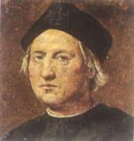 Las Capitulaciones de Santa Fe, Cristóbal Colón