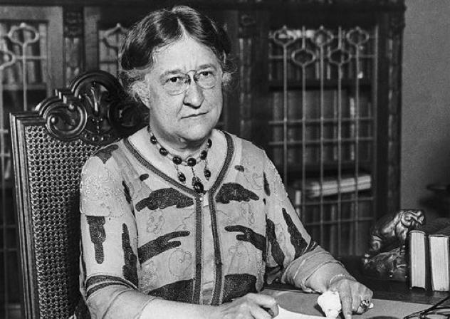 Evangeline Adams. Los primeros astrólogos de la Historia