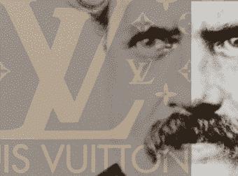 Los Orígenes humildes de Louis Vuitton