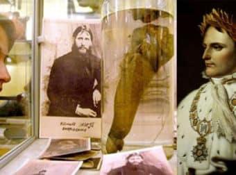 El Pene de Napoleón… y el de Rasputín