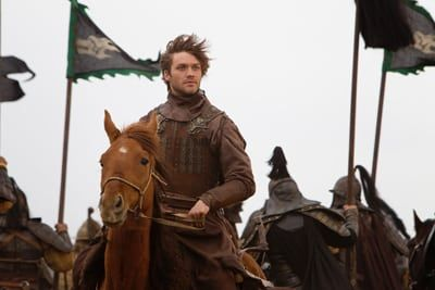 Marco Polo interpretado por Lorenzo Richelmy