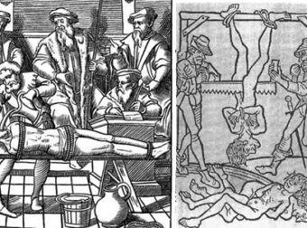 La Tortura y los Métodos de Tortura en la Historia