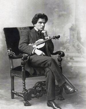 El secreto del músico Niccolo Paganini
