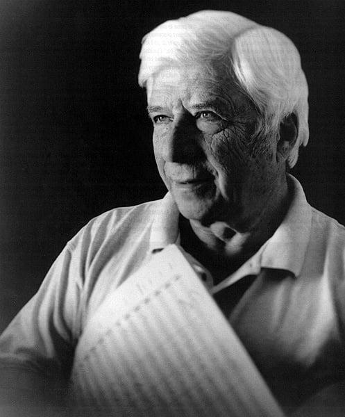 Elmer Bernstein, ganador del Oscar por Thoroughly Modern Millie