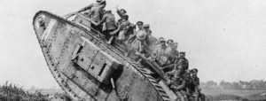 curiosidades sobre la Primera Guerra Mundial