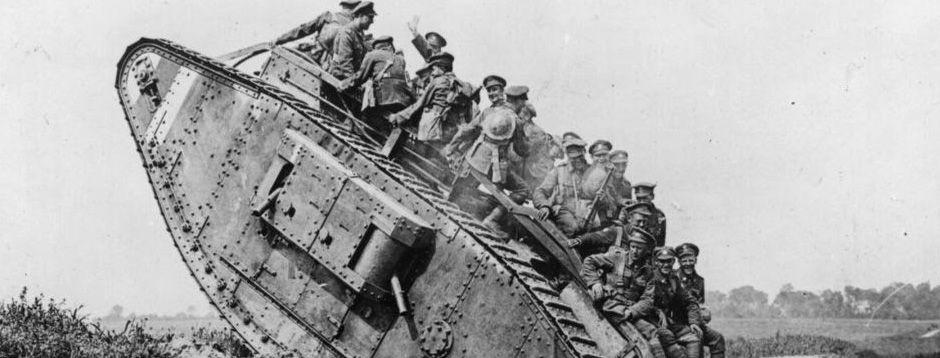 7 Datos Curiosos Sobre La Primera Guerra Mundial Actually Notes Magazine