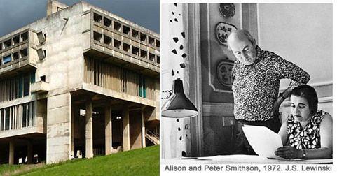¿qué es brutalismo? arquitectura